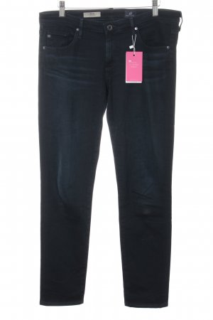 Adriano Goldschmied Stretch Jeans dunkelblau Casual-Look