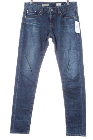 """Adriano Goldschmied Stretch Jeans """"The Nikki"""" dunkelblau"""