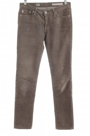 Adriano Goldschmied Stretch Trousers brown casual look