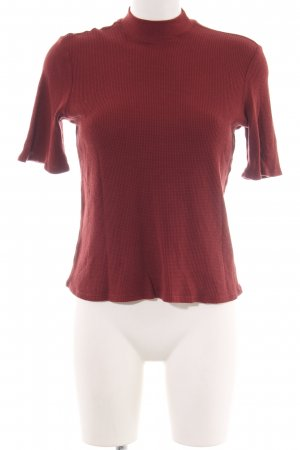 Adriano Goldschmied T-Shirt red casual look