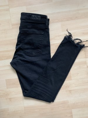 Adriano Goldschmied High Waist Jeans black