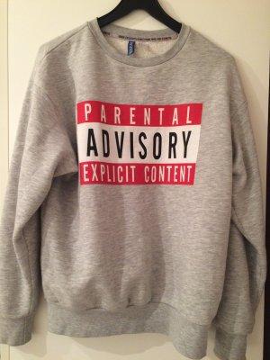 Advisory Sweatshirt H&M