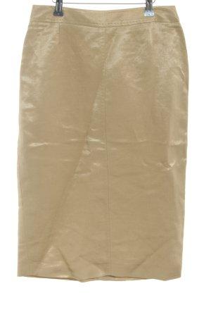 ae elegance Pencil Skirt gold-colored elegant