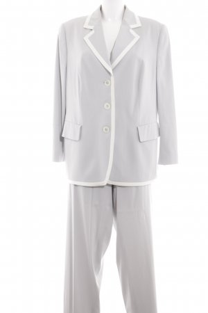 ae elegance Business Suit light grey business style