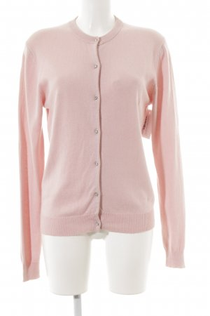 ae elegance Cardigan pink casual look