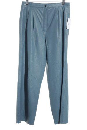 ae elegance Falda pantalón de pernera ancha petróleo Paris-Look