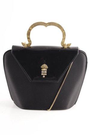 ae elegance Handtas zwart-goud elegant