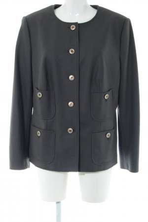ae elegance Long Jacket black business style