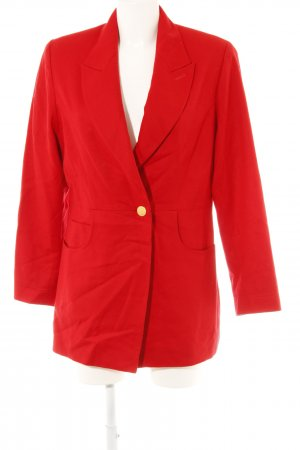 ae elegance Long Blazer red elegant