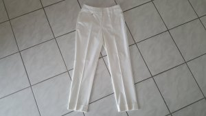 ae elegance Pantalone jersey bianco Cotone