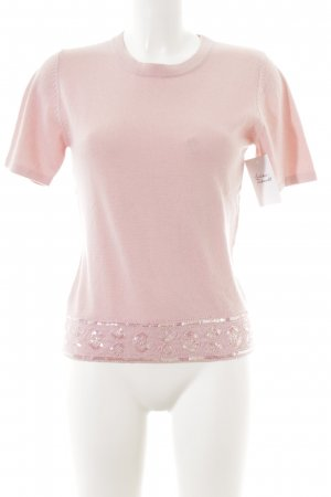 ae elegance Knitted Jumper pink-rose-gold-coloured casual look
