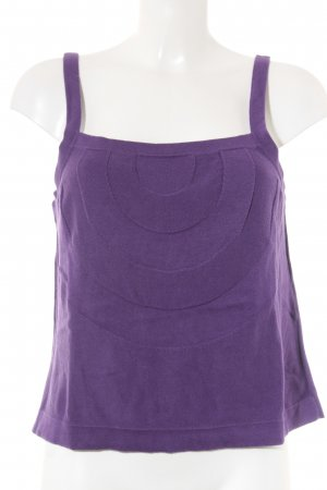 ae elegance Knitted Top lilac casual look