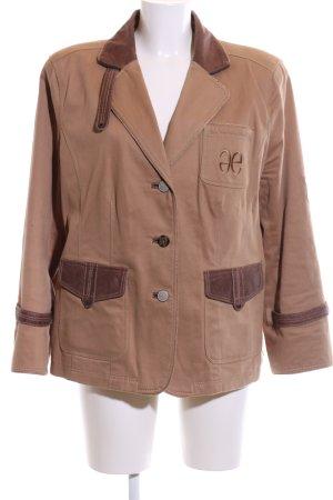 ae elegance Between-Seasons Jacket nude-brown business style