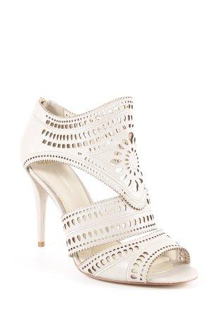 AERIN Sandaletto con tacco alto beige chiaro elegante