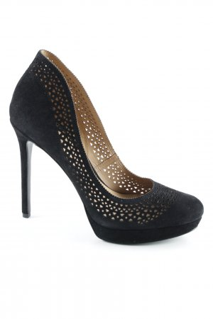 AERIN Tacones altos negro estilo «business»