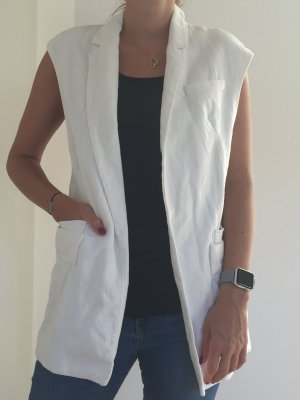 Zara Basic Blazer white