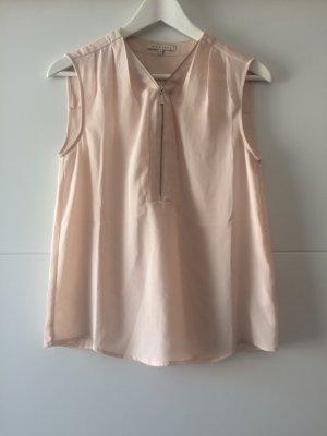 Ärmellose Bluse, Größe 36