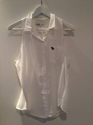 ärmellose Bluse von Abercrombie & Fitch