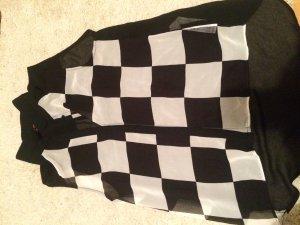 Ärmellose Bluse von Bershka Größe 34