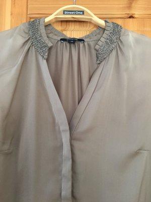 Ärmellose Bluse von Comma in Größe 40