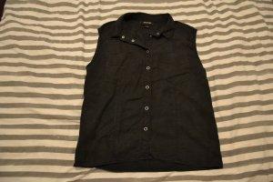 ärmellose Bluse von monki in schwarz