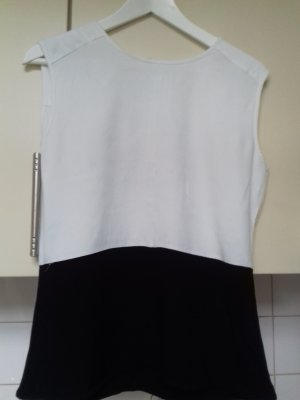 Alba Moda Blouse white-black