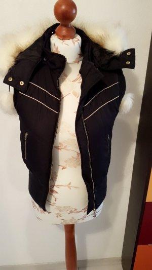 Ärmellose Jacke Größe 36/S Top Zustand