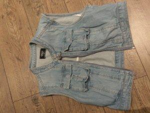 ärmellose Jeans Weste only