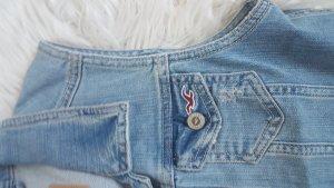 Ärmellose Jeansjacke