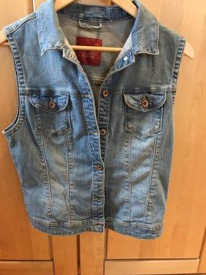Edc Esprit Denim Jacket multicolored