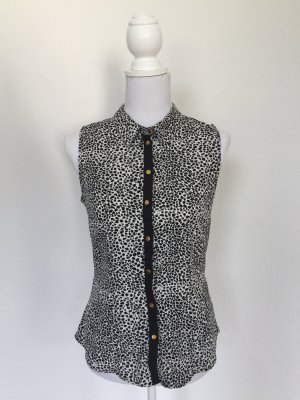 Ärmellose Leo-Bluse von Vero Moda in Größe S