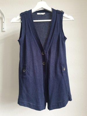 Tom Tailor Shirtjack donkerblauw