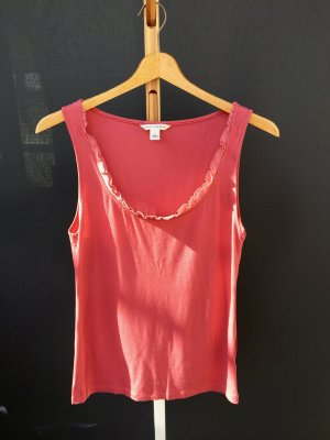 Banana Republic Top met franjes roze Modal