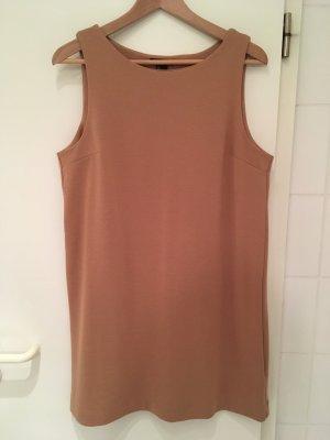 Ärmelloses Jerseykleid in beige von H&M in Größe 40 (L)