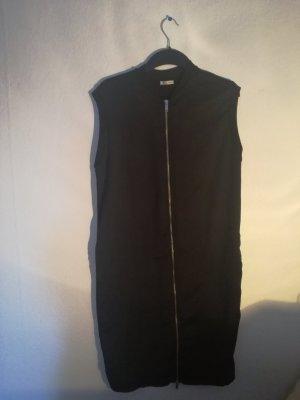 Ärmelloses Kleid mit Reißverschluss