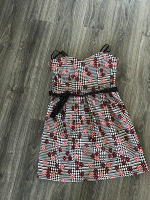 ärmelloses minikleid