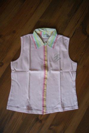 ärmelloses Poloshirt