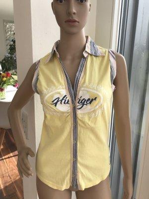 Tommy Hilfiger Denim Camiseta tipo polo multicolor Algodón