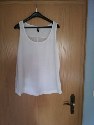 Colours of the World Camisa de malla beige claro