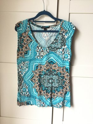 Comma Camisa de mujer multicolor Poliéster