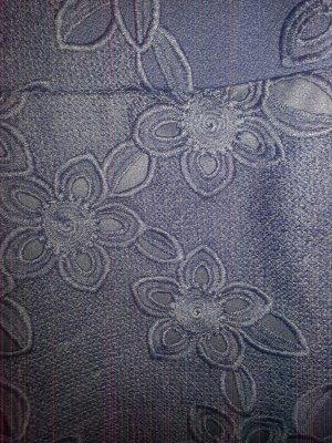 Warehouse Robe bleu foncé-bleu