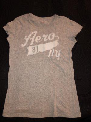 Aero T-Shirt hell Grau