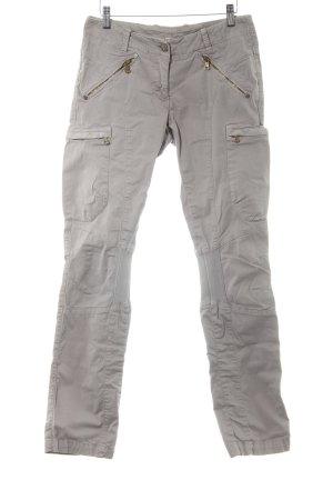 Aeronautica Militare Cargo Pants grey brown casual look