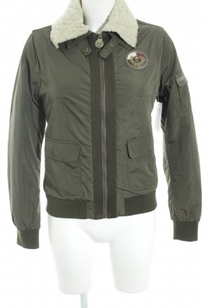Aeronautica Militare Veste courte multicolore style décontracté