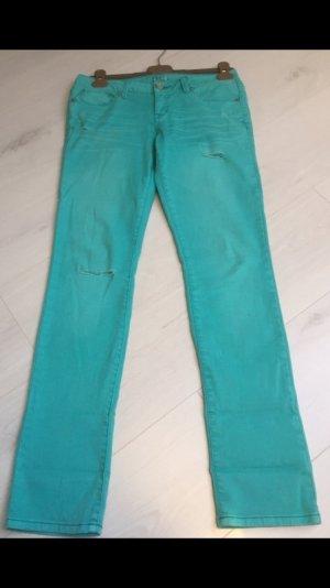 Aeropostale Jeans türkis
