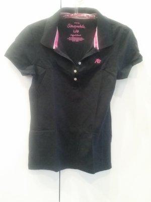 Aeropostale Polo Shirt black