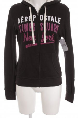 Aeropostale Veste sweat motif graphique style simple