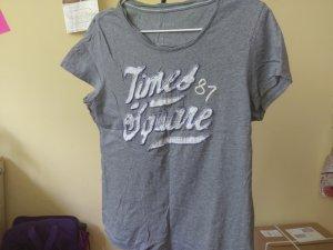 Aeropostale T-shirt grigio Cotone