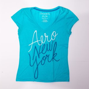 Aeropostale T-Shirt light blue
