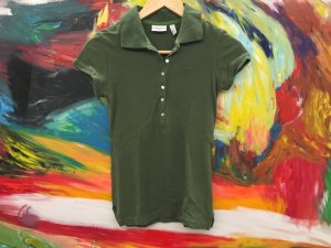 Aeropostale Polo Shirt dark green-forest green